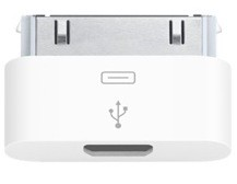 Apple Dock auf micro USB Adapter