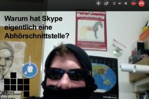 Warum hat Skype eine Abhörschnittstelle?