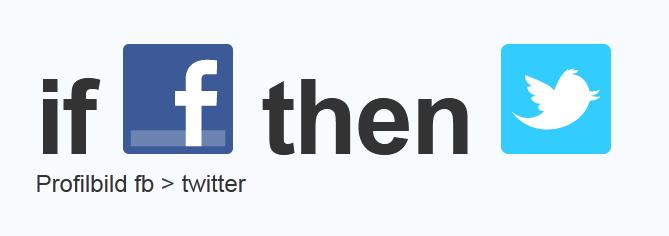 automatische Twitter Profilbildaktualisierung