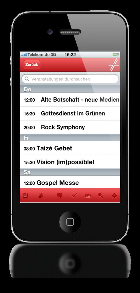 Mein Katholikentag - der persönliche Zeitplan