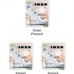 Der IKEA Katalog Schweiz wird in deutsch, französisch und italienisch angeboten