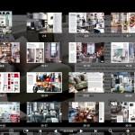 Die Katalogseiten können auf einer Übersichtsseite als Thumbnails betrachtet werden